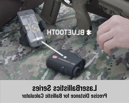 ATN Ballistics 1000 Smart Laser 30%