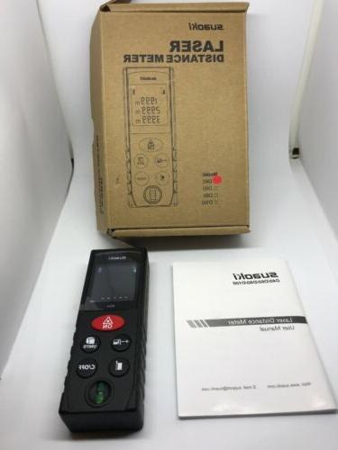 laser distance meter d40 40 meters range