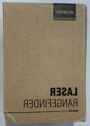 laser rangefinder 5 600p new open box