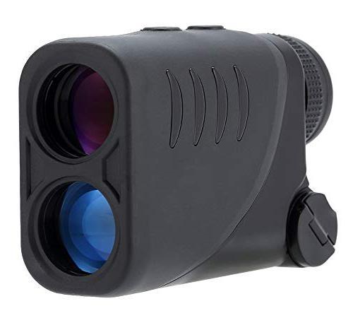 Laser Rangefinder - : 5-1600 Yard Rangefinder with Distance Measurement Hunting, Golf,