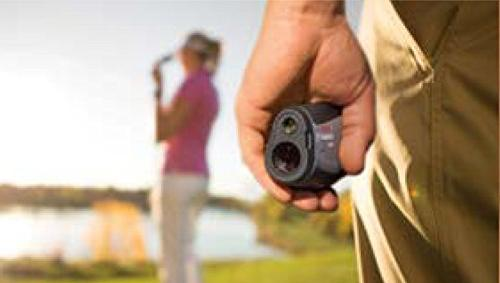 Leupold 2017 Rangefinder GIFT Includes Carrying Case, Magnetic Mount, PlayBetter Two CR2 Batteries