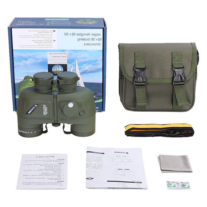 10X50 LLL Military Binoculars Lens