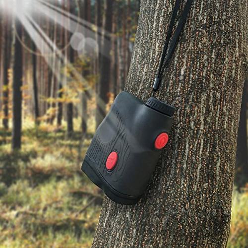 LaserWorks Distance Yards Rangefinder Horizontal Distance, Speed, Laser Finder