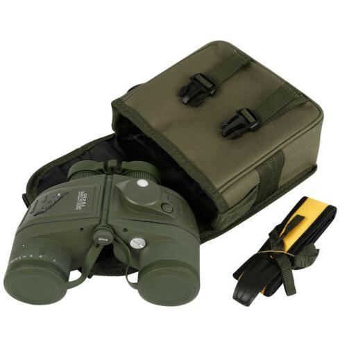 10X50 Binoculars Vision Waterproof BAK4
