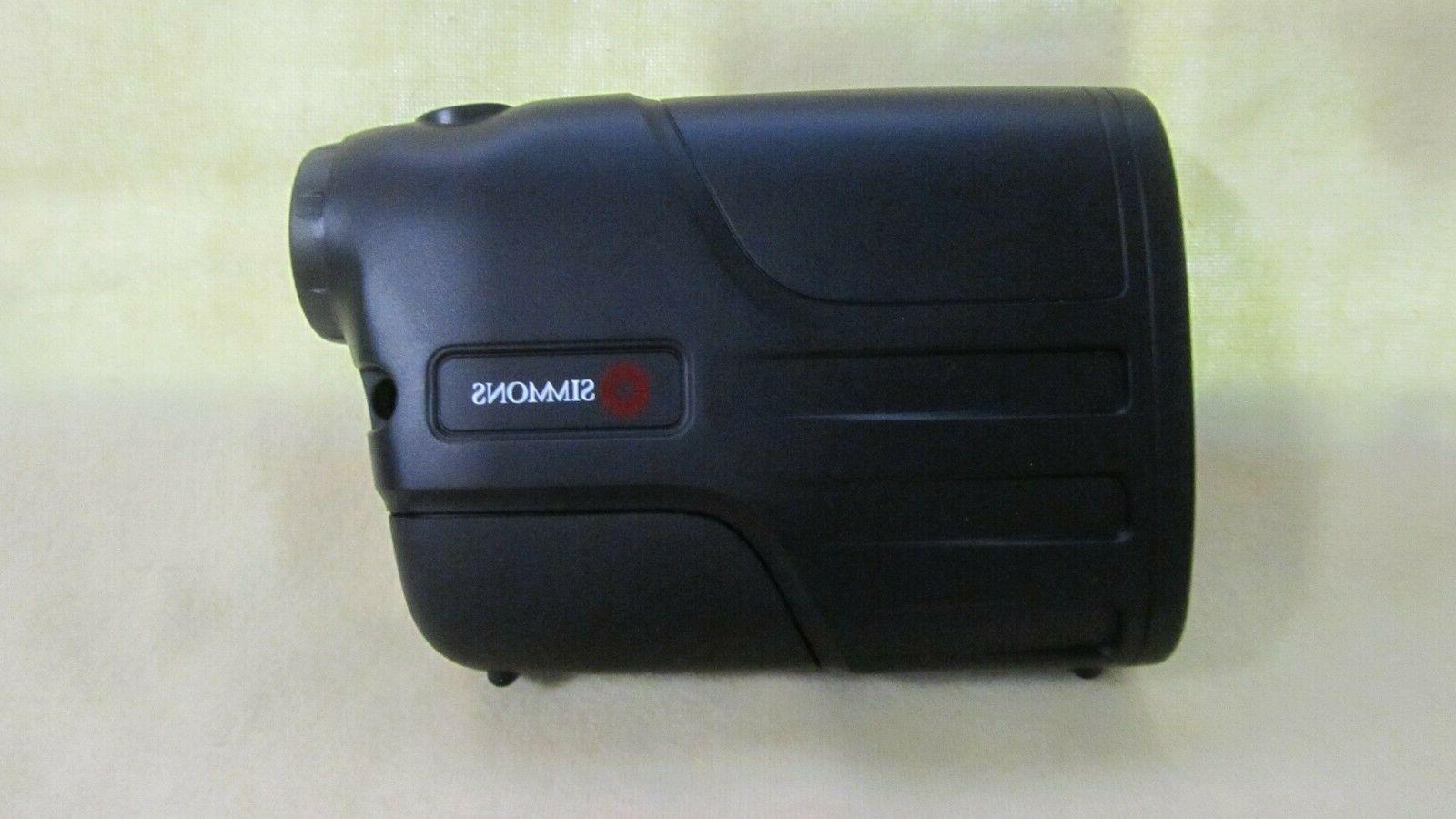 Simmons LRF 600 4x Laser Rangefinder 801405-EUC-STORE DEMO-FREE SHIPPING