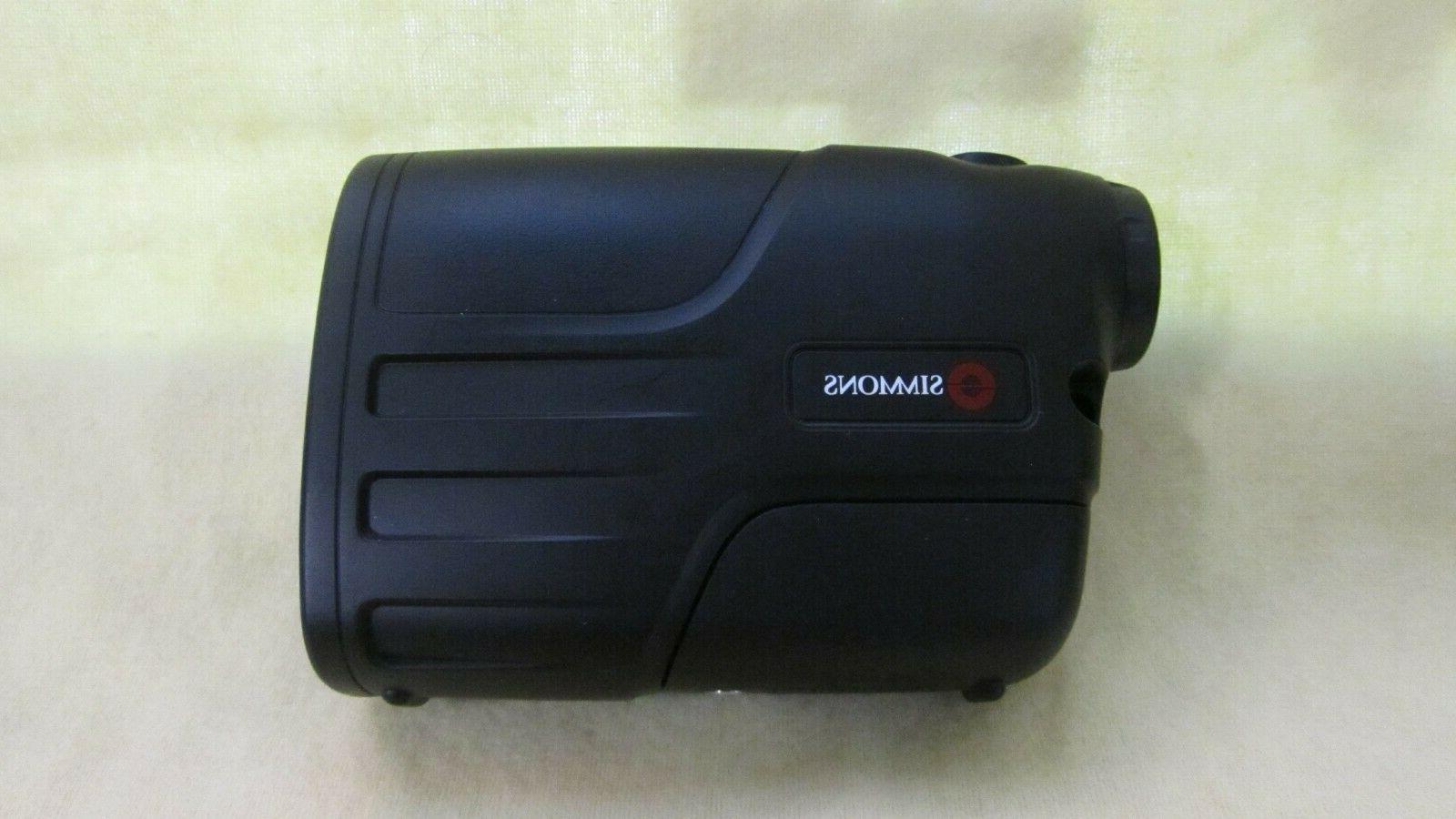lrf 600 4x laser rangefinder 801405 euc