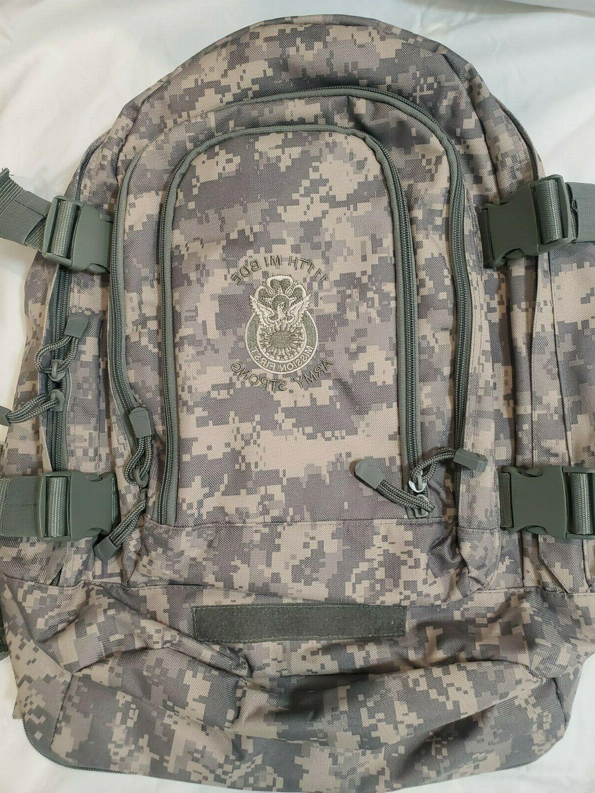 Simmons 600 Backpack MI BDE