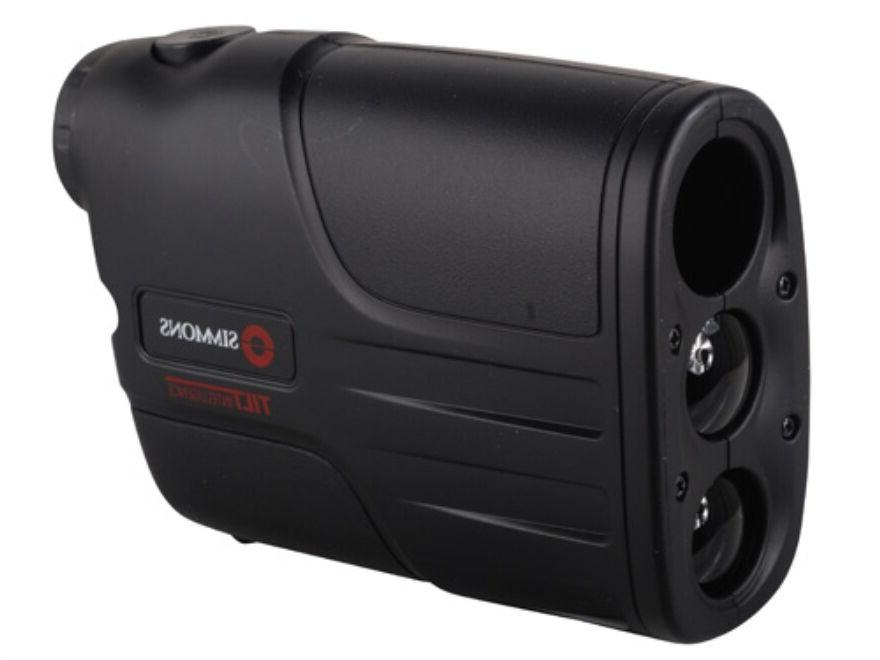 Simmons 600 Intelligence Laser Black, NEW