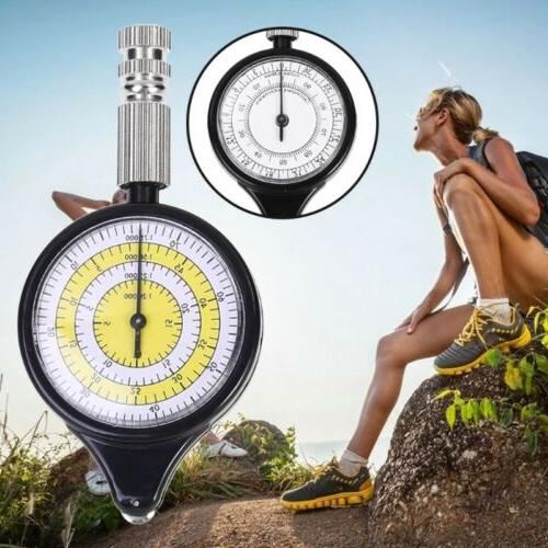 map rangefinder odometer multifunction compass curvimeter cl