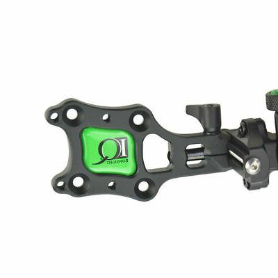 "Micro 5 .019"" Laser Bow Sight Adjustable Compound"