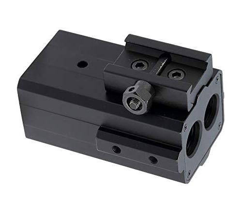 Uineye 765/1100 Yards Rangefinder Scope Mate for and Shooting