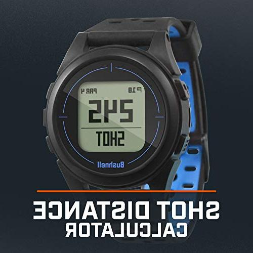 Bushnell Neo Ion Golf GPS Watch,
