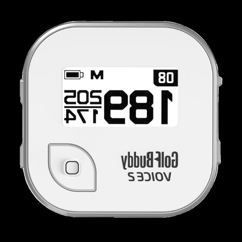 New GolfBuddy Voice 2 Talking GPS 2019 Pick Color