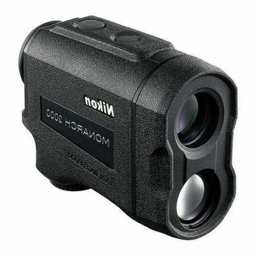 new 2019 monarch 2000 6x laser rangefinder