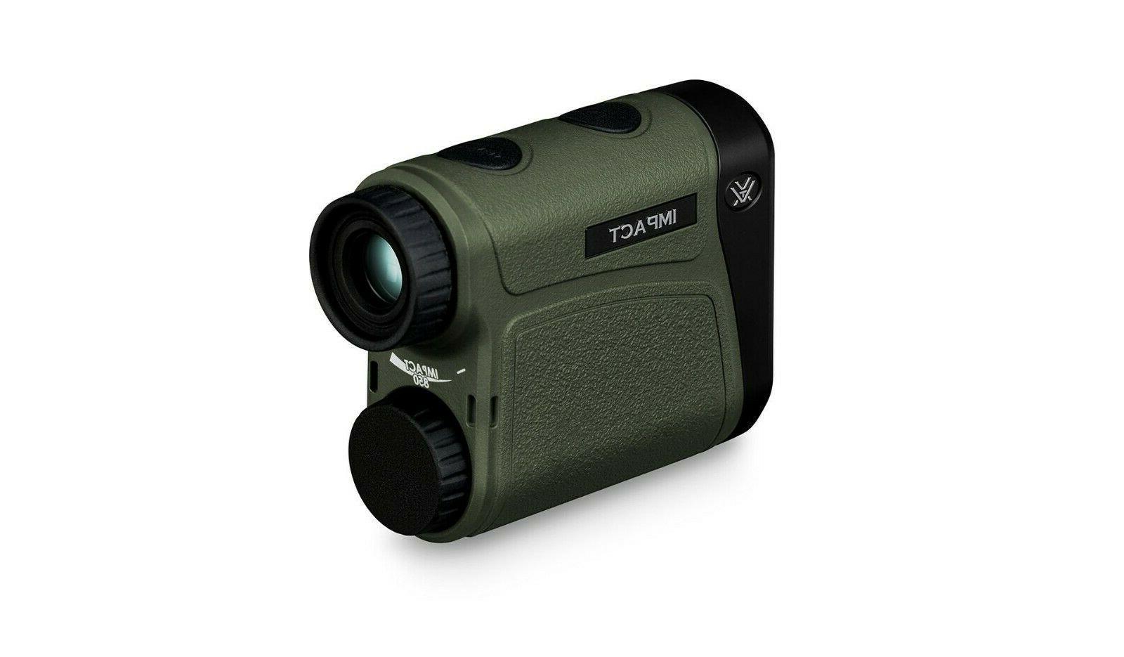 optics lrf100 impact 850 laser rangefinder w