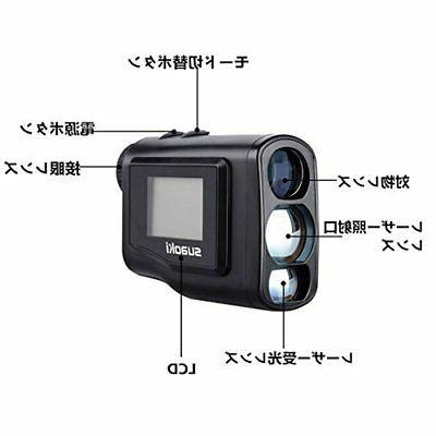 New rangefinder portable Golf 6x