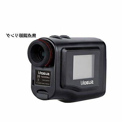 New rangefinder Golf optical 6x monitor Japan