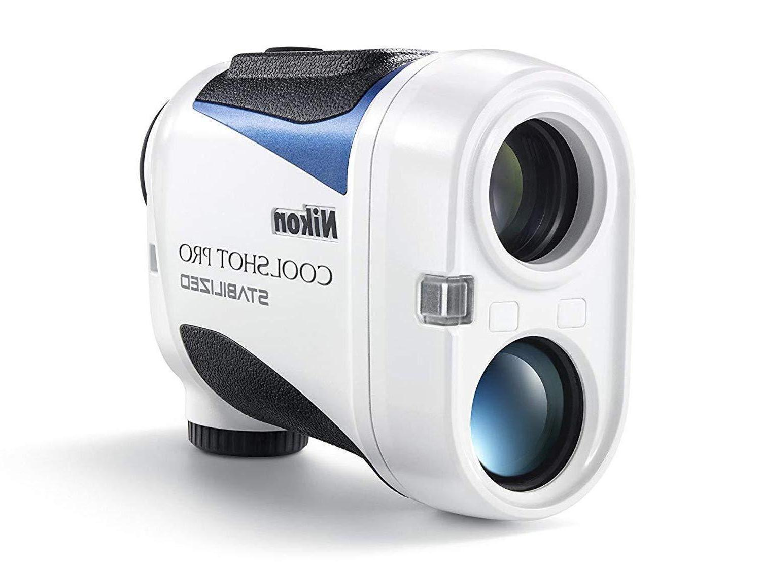 new coolshot pro stabilized golf laser rangefinder