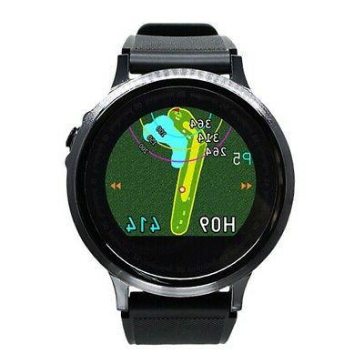 NEW Plus Smart Golf GPS Watch Touch Screen $250