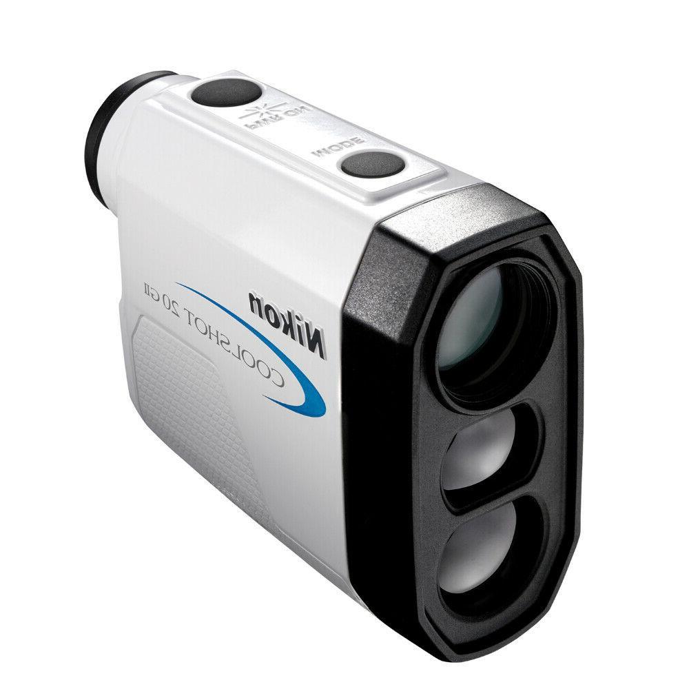 new coolshot 20 gii golf laser rangefinder