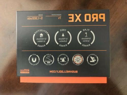 NEW Bushnell XE Rangefinder Brand New - Shipping