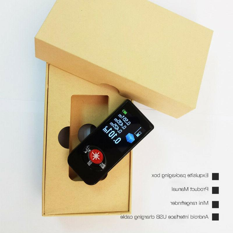 new mini laser rangefinder micro small infrared