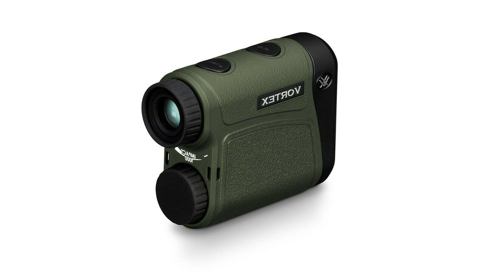 optics impact 1000 laser rangefinder vip warranty