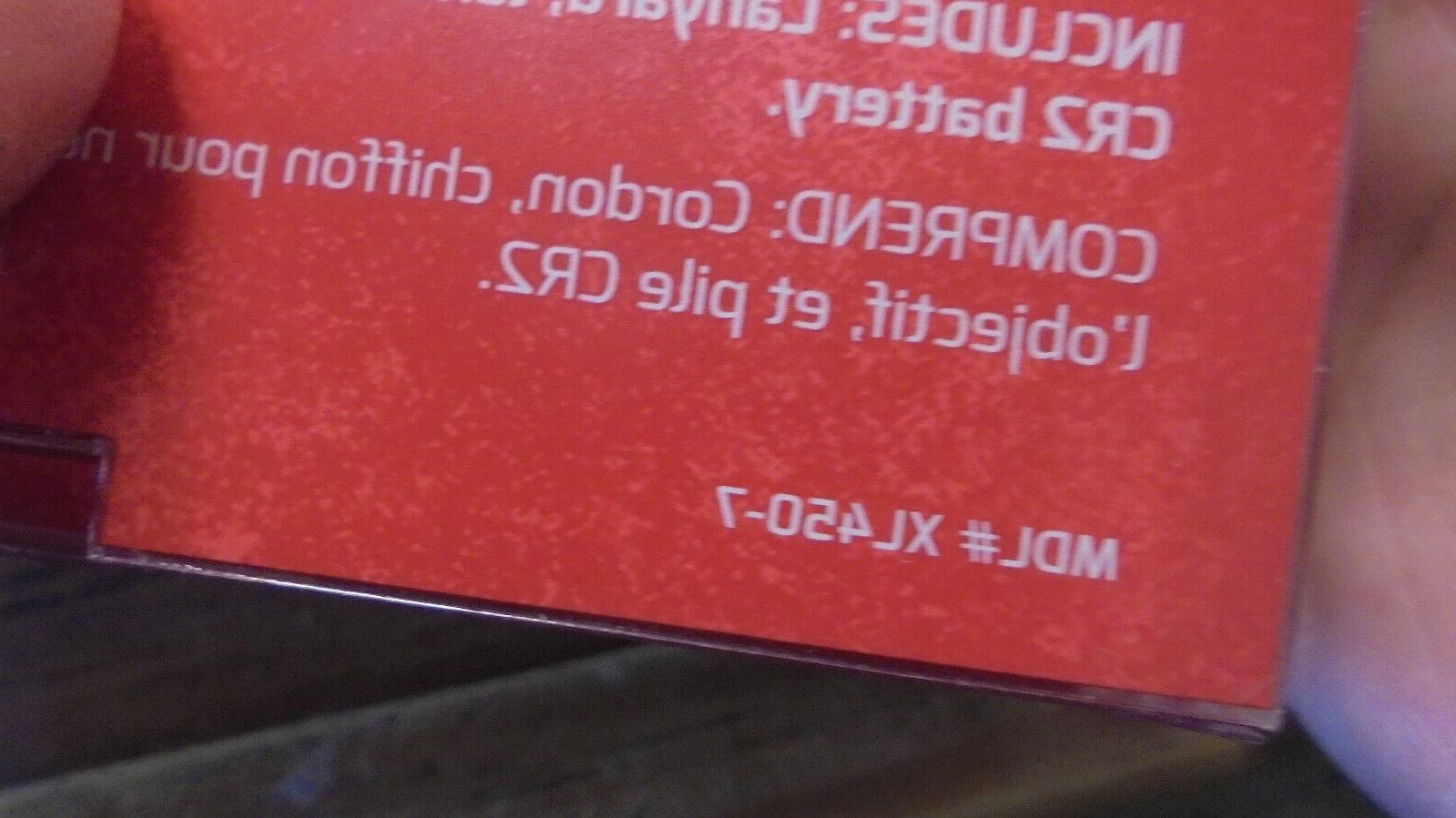 Halo Optics 450 Yard Finder - XL450-7 NEW