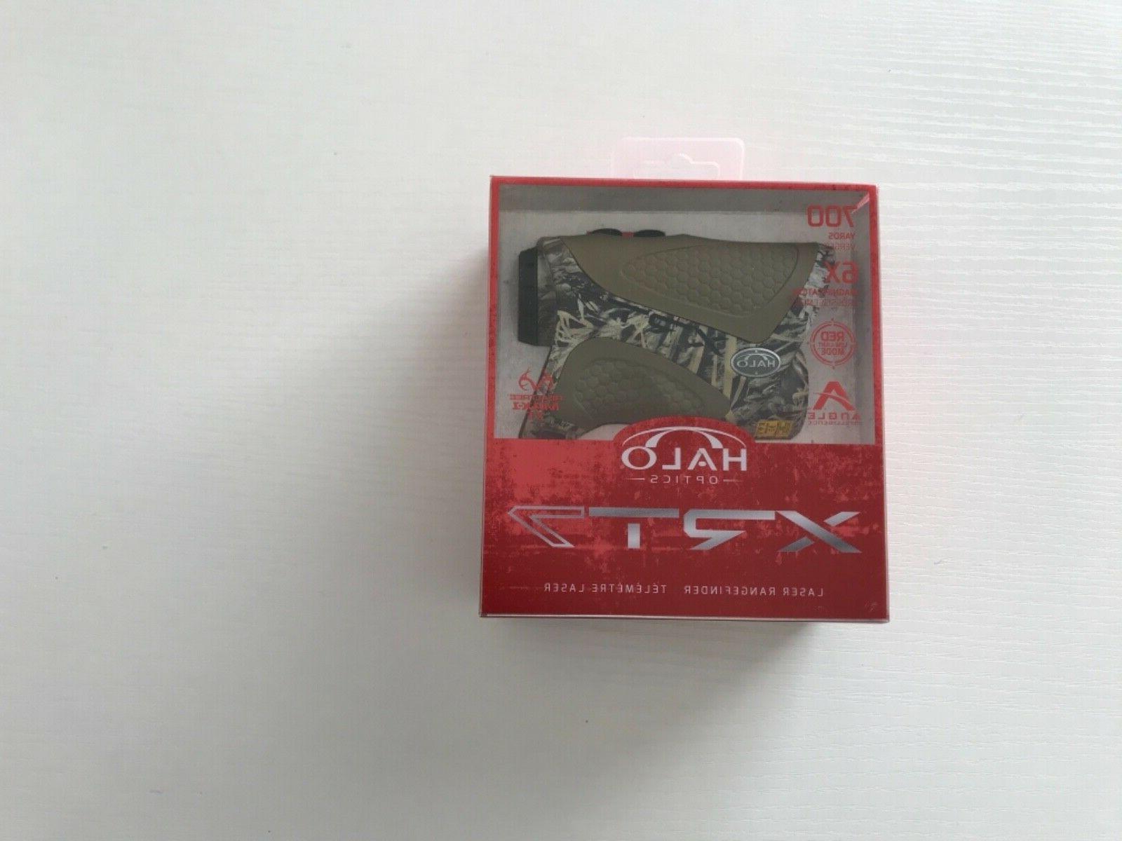optics xrt7 laser rangefinder camo