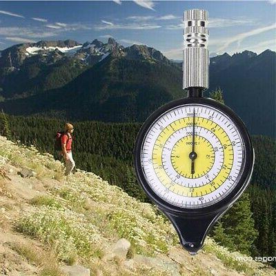 Outdoor Sport Rangefinder Odometer Compass Curvimeter
