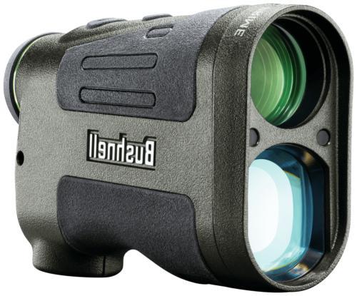 Bushnell Prime 1300 Laser Rangefinder, Black,