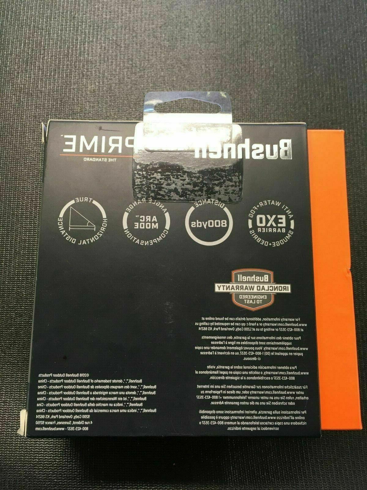 Bushnell Prime 800 LP623SBL
