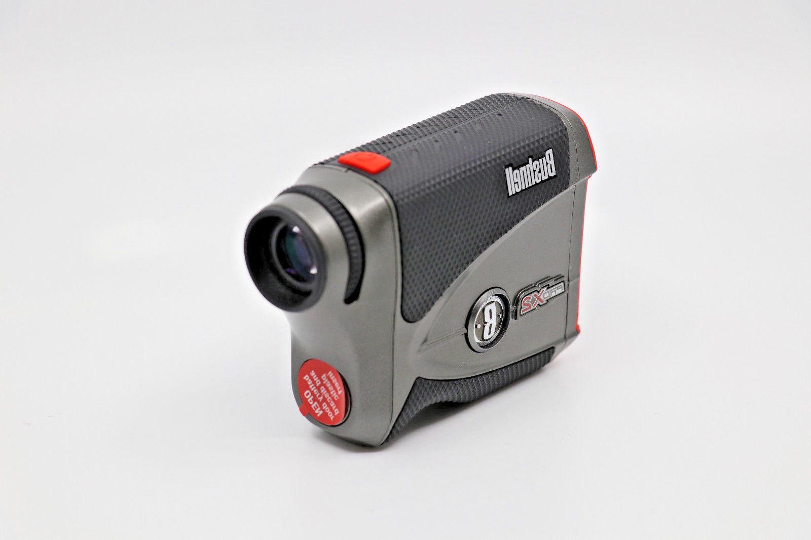 Bushnell Pro Golf Laser Switch Technology *New