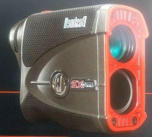 pro x2 laser golf rangefinder 201740 brand