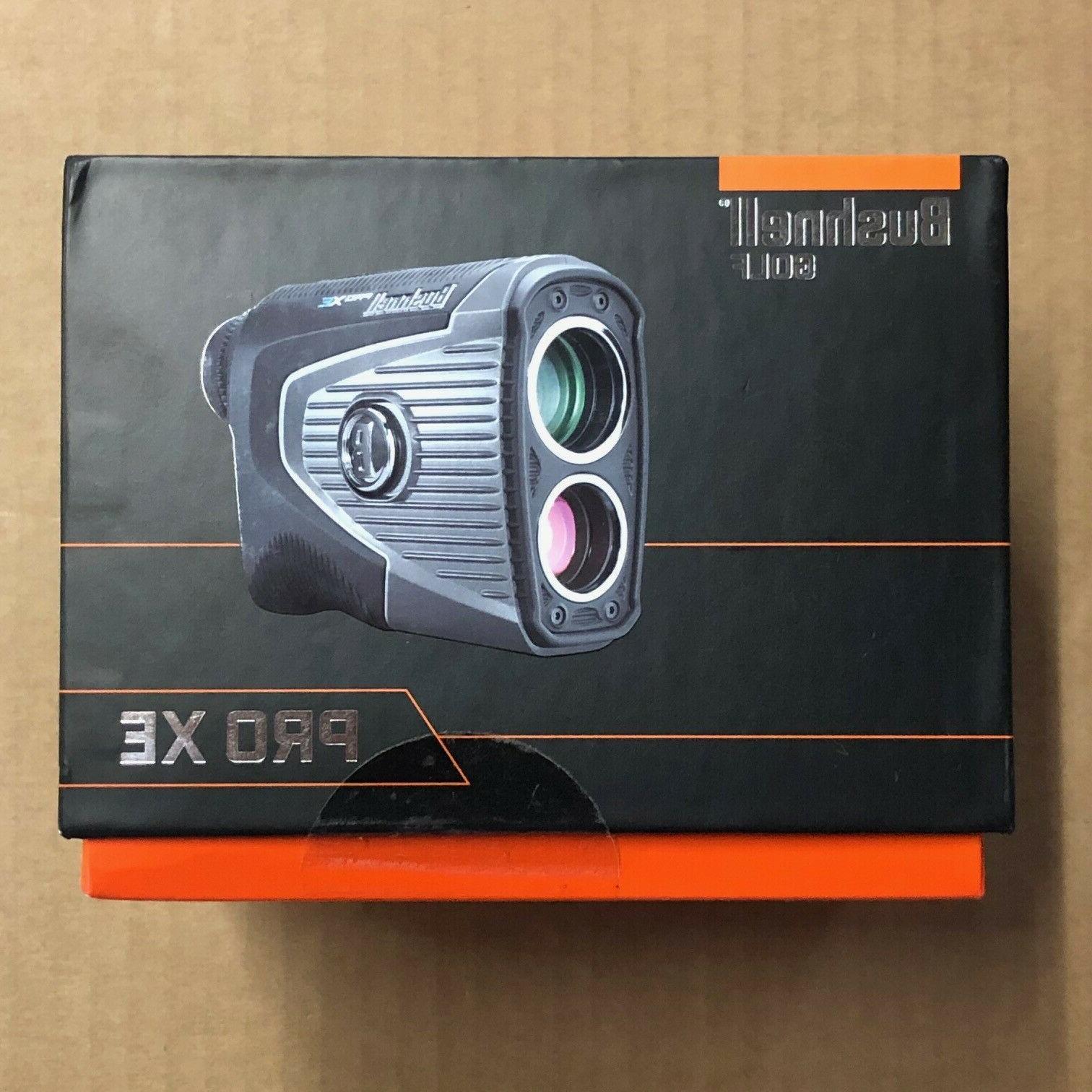 pro xe golf laser rangefinder 201950