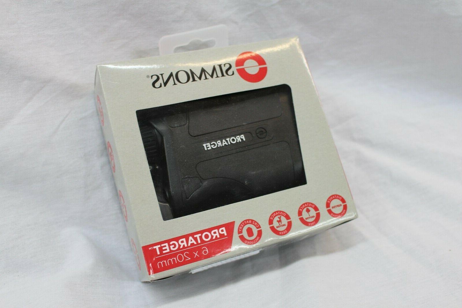 protarget rangefinder 6x20mm spl620bw new in box