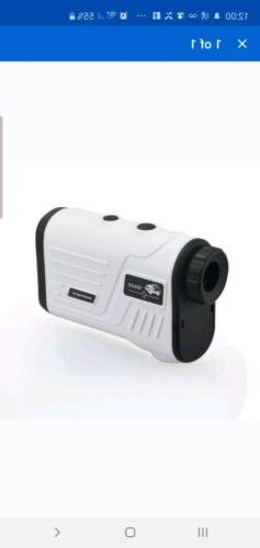 Wosports Range Finder W600 Golf White Color