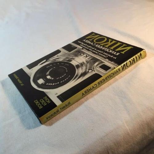 rangefinder camera book an illustrated history 1983
