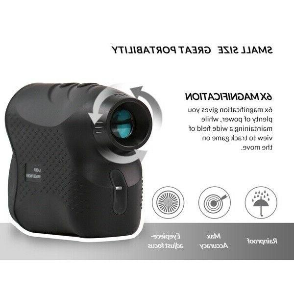 Laser 600M altitude fog for hunting and