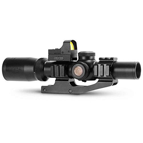 reaper illuminated ffp scope reflex