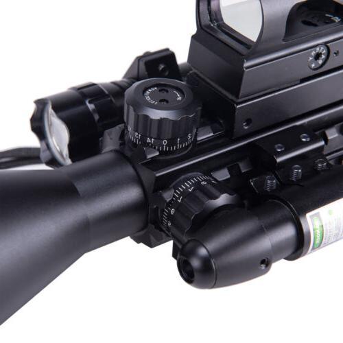 Rifle 4-16x50 EG w.Holographic 4 Sight