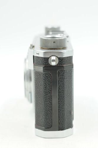 Nikon S Film Camera Chrome