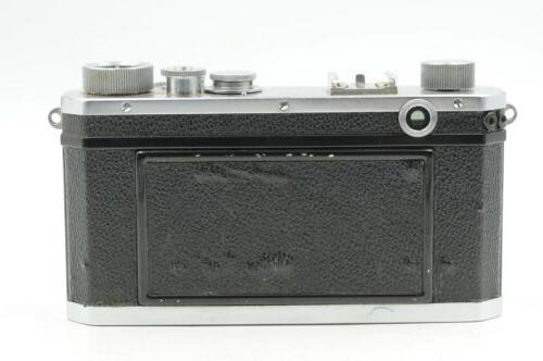 Nikon Rangefinder Camera Body Chrome