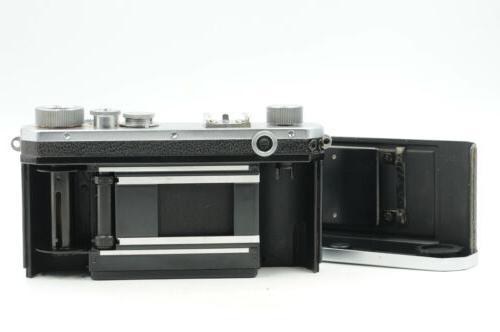 Nikon S Camera