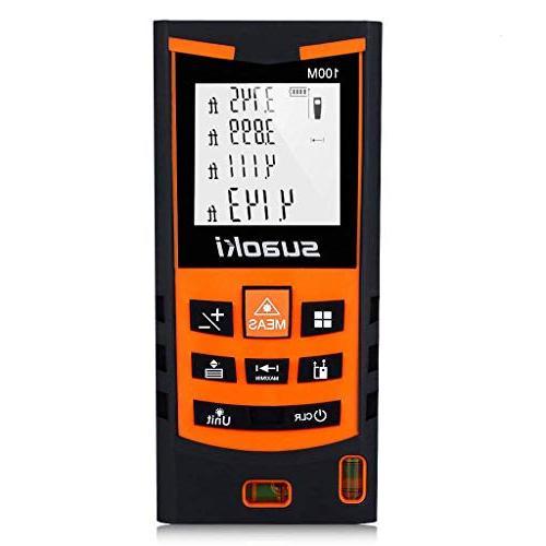 s9 portable laser distance measure
