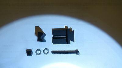 short aluminum bracket rangefinder