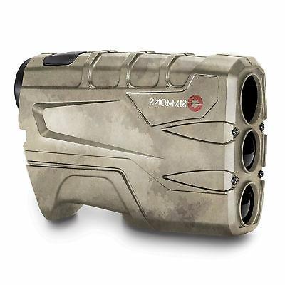 Simmons 4x Hunting Rangefinder, Tan