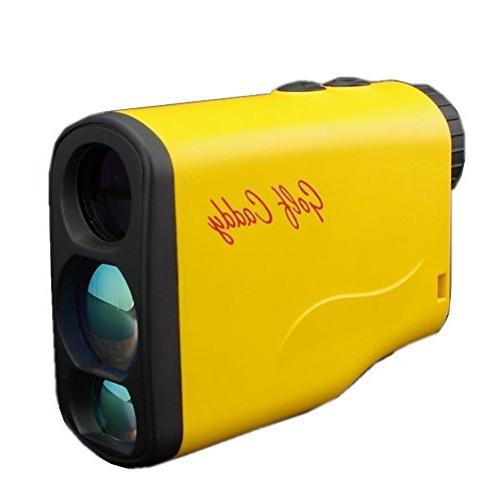 LaserWorks 600 Rangefinder Screen Hunting Monocular Angle,Fog mode