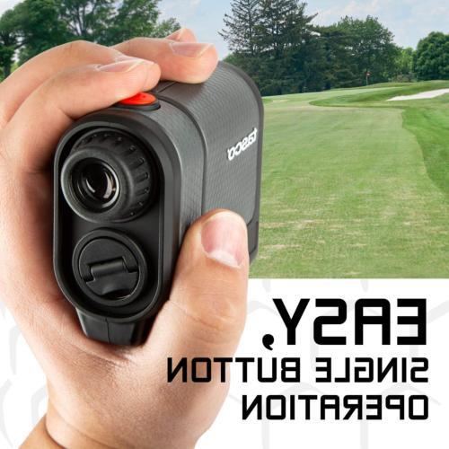 Tasco Tee-2-Green Version Golf Laser Pack  