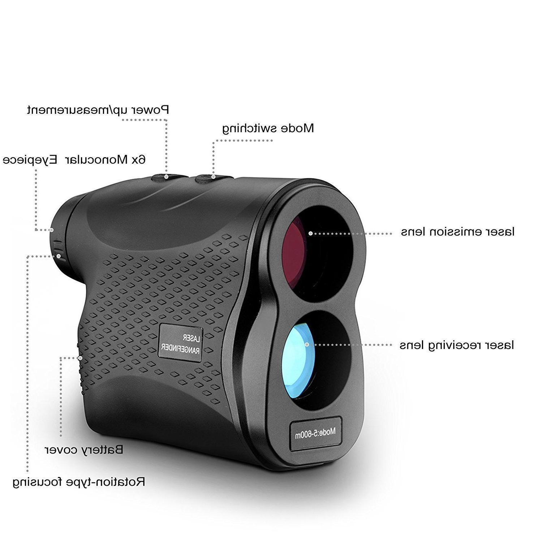 DEKO Digital Laser Distance Height Speed